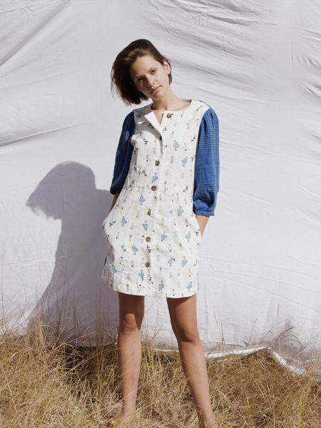 Ryder Meg Dress - Patchwork