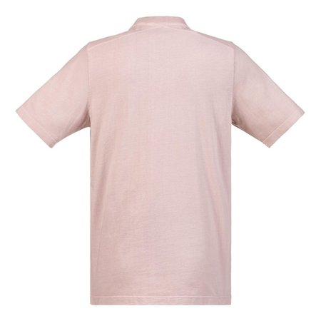 Ma Strum GD Embroided Logo T Shirt - Rose