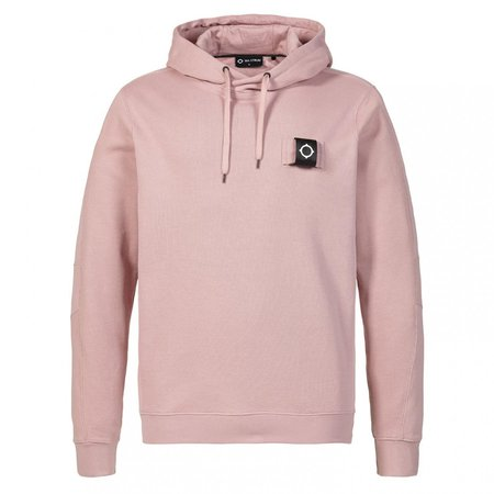 Ma Strum Overhead Training Hoodie - Rose
