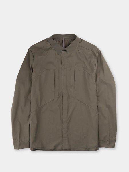 VEILANCE Demlo Overshirt - Clay