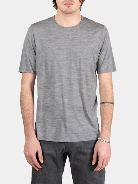 VEILANCE Frame SS Shirt - Ash Heather