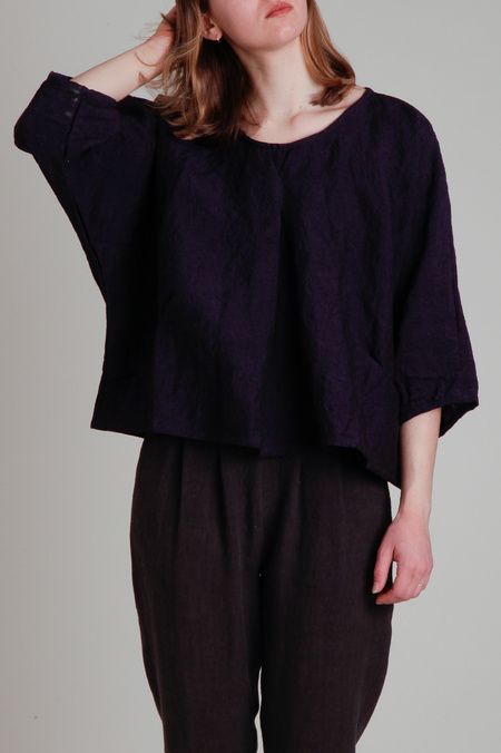 Moskiddos Oversized Woven Top
