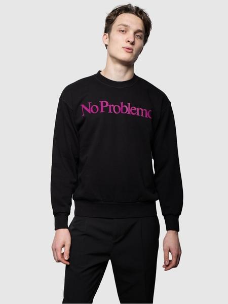 Aries Arise No Problemo Sweat - black