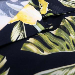Battenwear Five Pocket Island Shirt - Black Floral