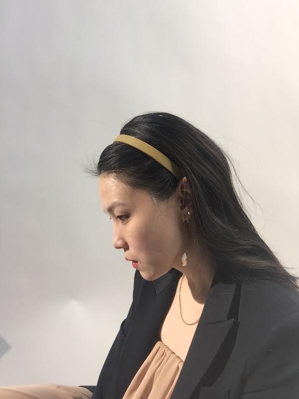 Bartleby Objects Slim Headband