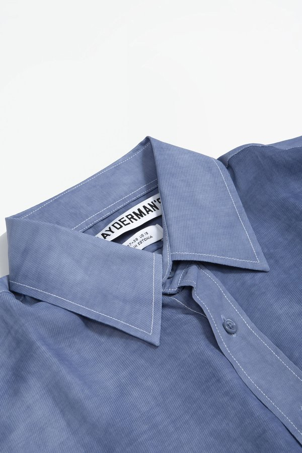 Schnayderman's oversized shirt - faded blue