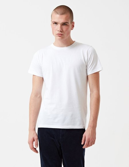Norse Projects Niels Standard T-Shirt (Organic Cotton) - White