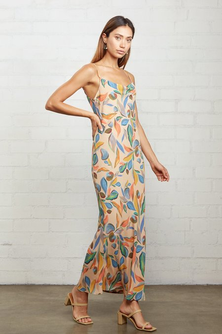 Rachel Pally Crepe Fillipa Dress - Tuscany