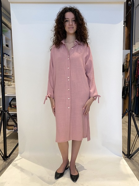 VESTIGE STORY THESIS SHIRT DRESS