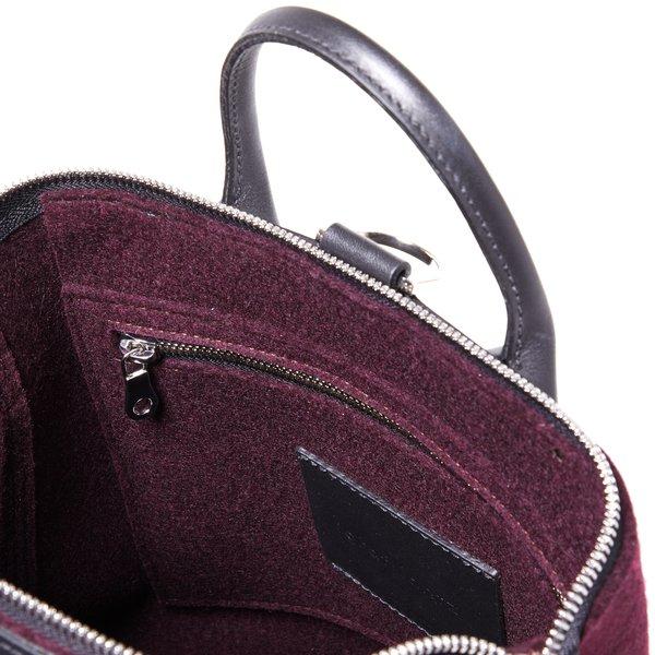 Graf Lantz Felt Bedford Backpack - Fig