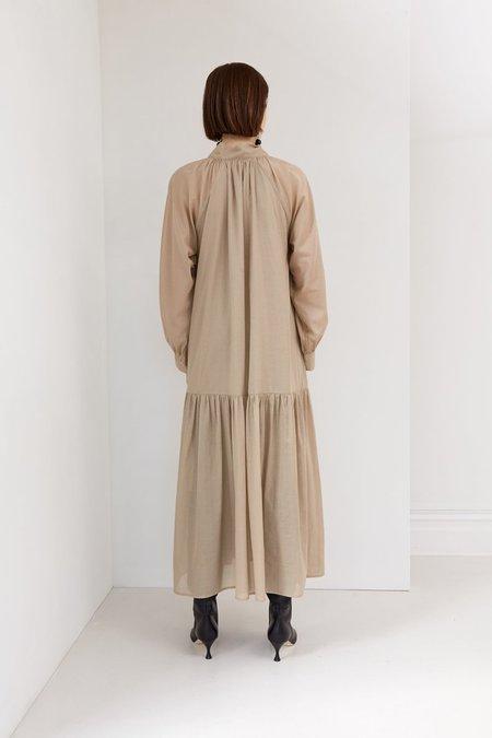 IDAE Garden Dress - Tan