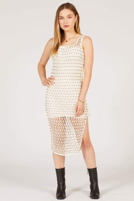 Cleobella Ivory Miche Dress