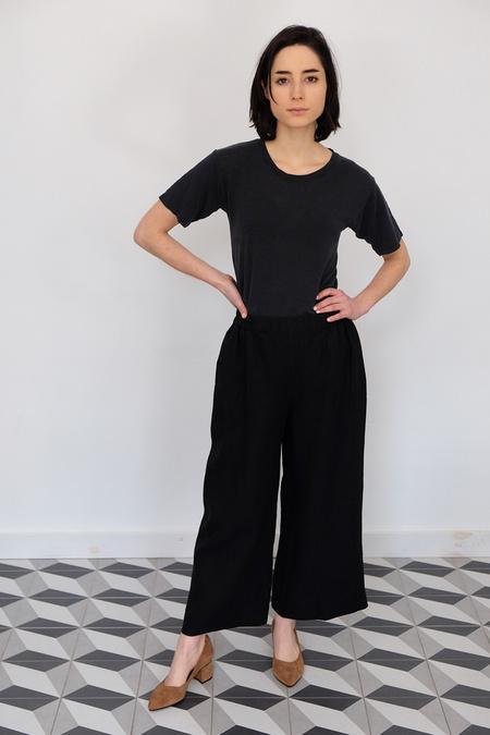 Marimekko Tuulelma Linen Trousers
