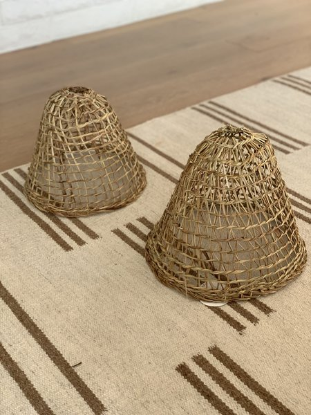 Domecíl Chilote Open Weave Lampshade