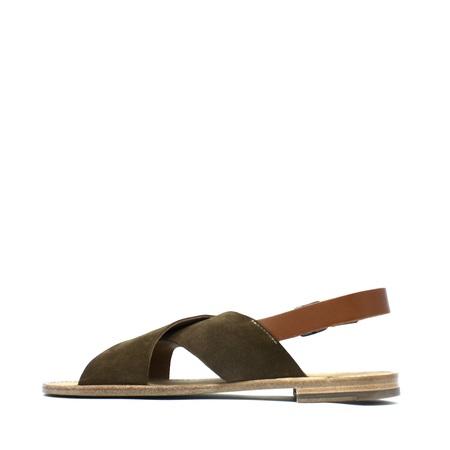 Anthology Paris Birmanie Sandals - Camel