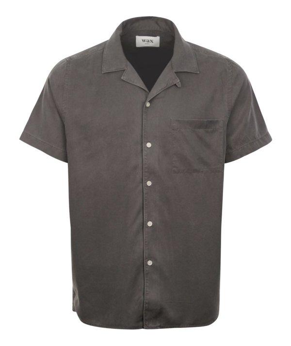 Wax Fazely Shirt Grey