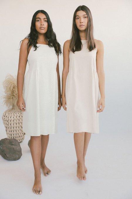 Kordal Athena Dress - Blush