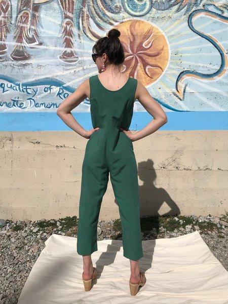 Eve Gravel Saint Germain Jumpsuit - Ivy