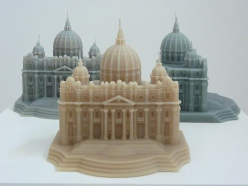 7 on Locust St Peter's Basilica Candle