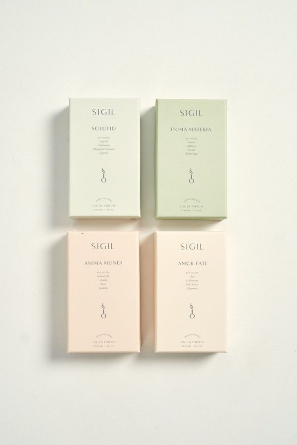 Sigil Scent Anima Mundi Perfume