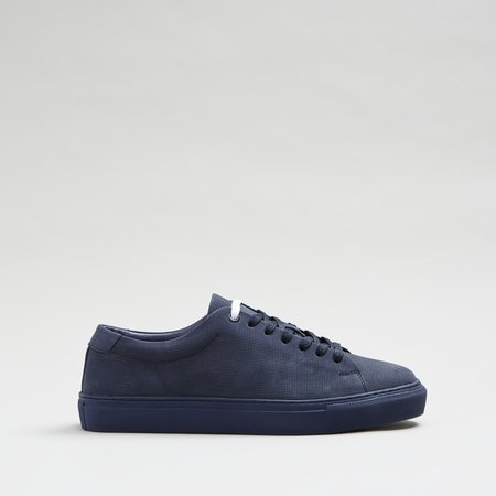 Brother x Frère Boone Sneakers - Perf Navy