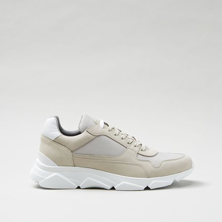 Brother x Frère Briggs Sneakers - Beige
