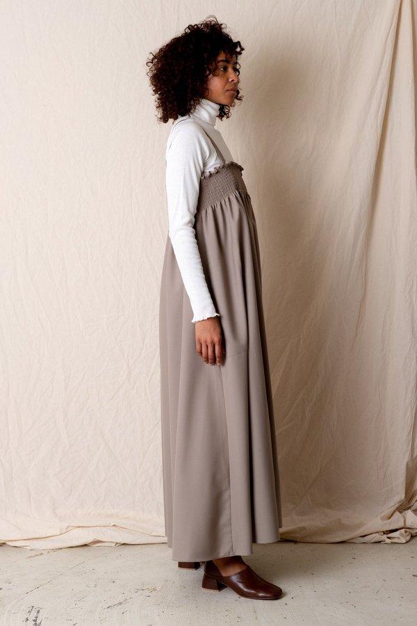 Shaina Mote PYRENEES DRESS - sage