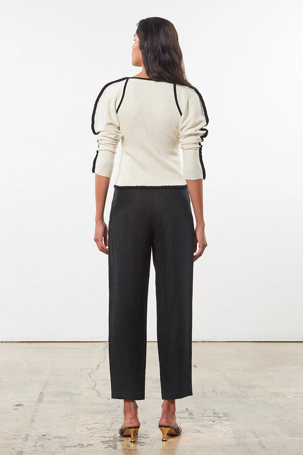 Mara Hoffman Nova Sweater - Ivory