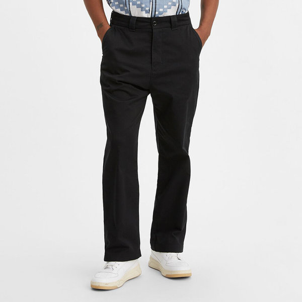 Levi S Made Crafted Relaxed Chino Beautiful Black Garmentory