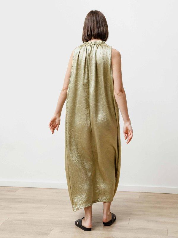 Era Dress - Crushed Slinky Pistachio