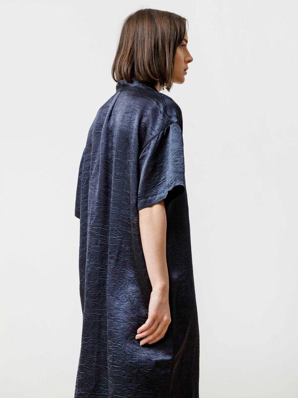 Tenn Dress - Crushed Slinky Midnight