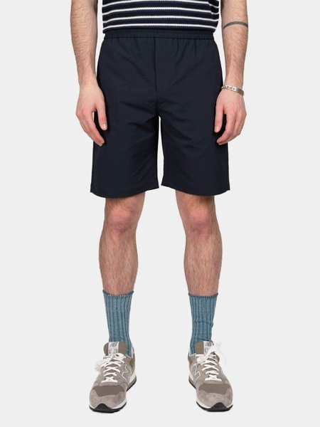 Norse Projects Luther Travel Short - Dark Navy