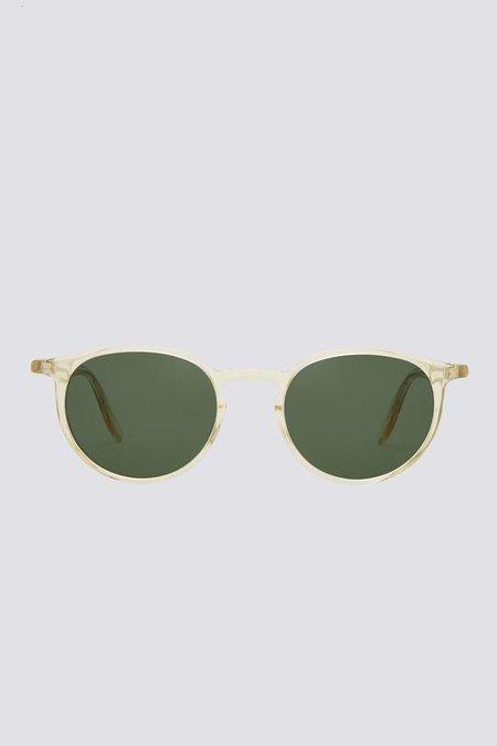 Barton Perreira Acetate Norton Sunglasses - Champagne