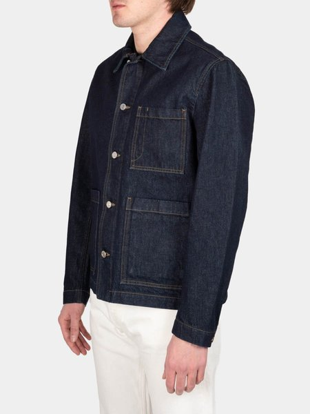 Norse Projects Tyge Denim Jacket - Indigo