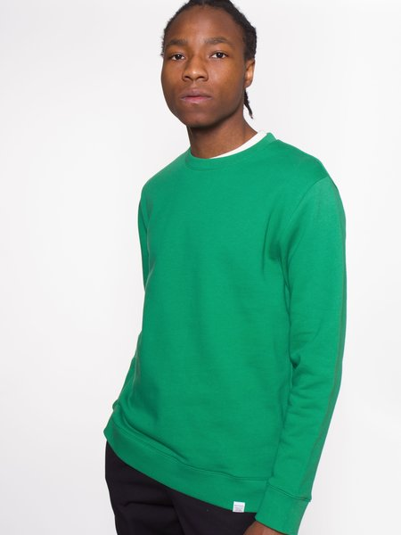 Norse Projects Vagn Classic Crew - Sporting Green