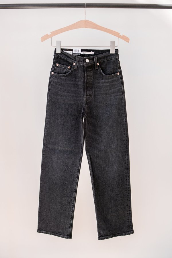 Levi's Ribcage Straight Ankle Jean - Feelin' Cagey
