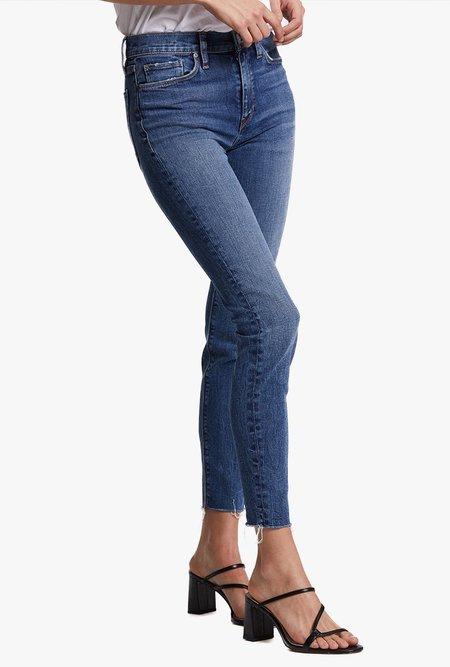 Hudson Jeans Barbara Hi Waist Super Skinny Ankle Jean