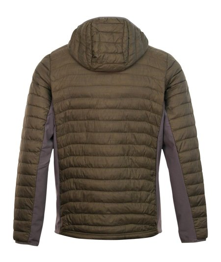 Columbia Powder Pass Hooded Jacket - Olive