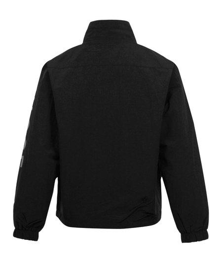 Nicce Jolla Zip Through Jacket - Black