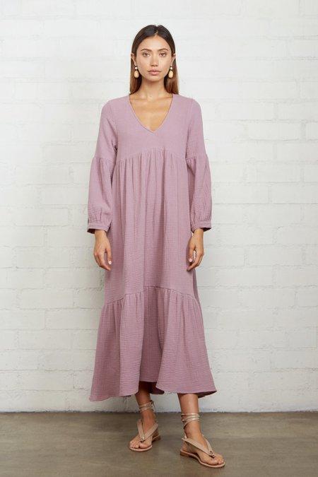 Rachel Pally Gauze Cecelia Dress - Iris