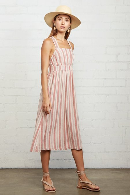 Rachel Pally Linen Lian Dress - Spice