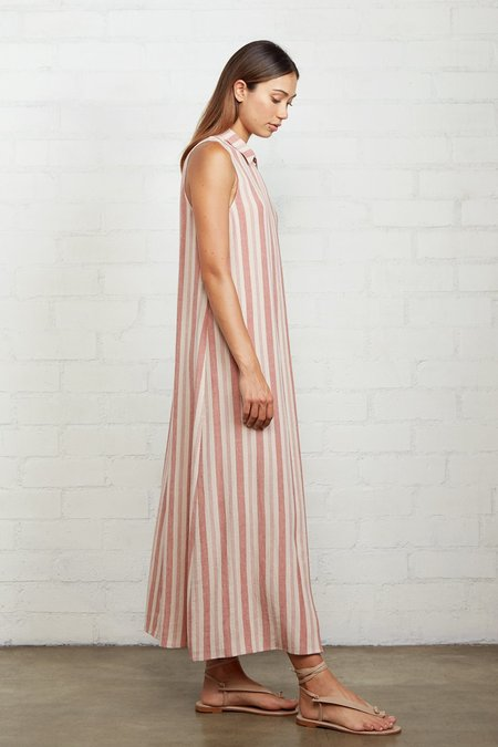 Rachel Pally Linen Sofi Dress - Spice