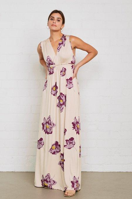 Rachel Pally Long Sleeveless Caftan Dress - Peony
