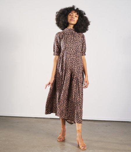 Maria Stanley Georgia Dress - Animal Print