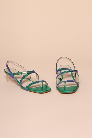 """INTENTIONALLY __________."" Gal Sandal"