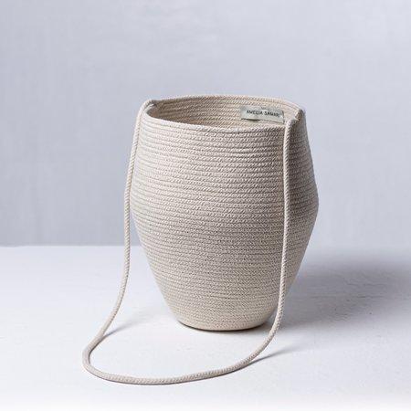 Amelia Samari Miele Bag - Natural