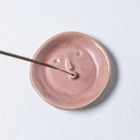 Rami Kim Picasso Face Incense Holder - Pink