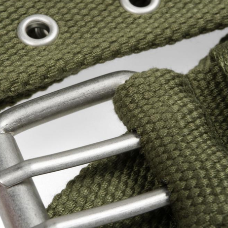 CARHARTT WIP Camp Belt - Green
