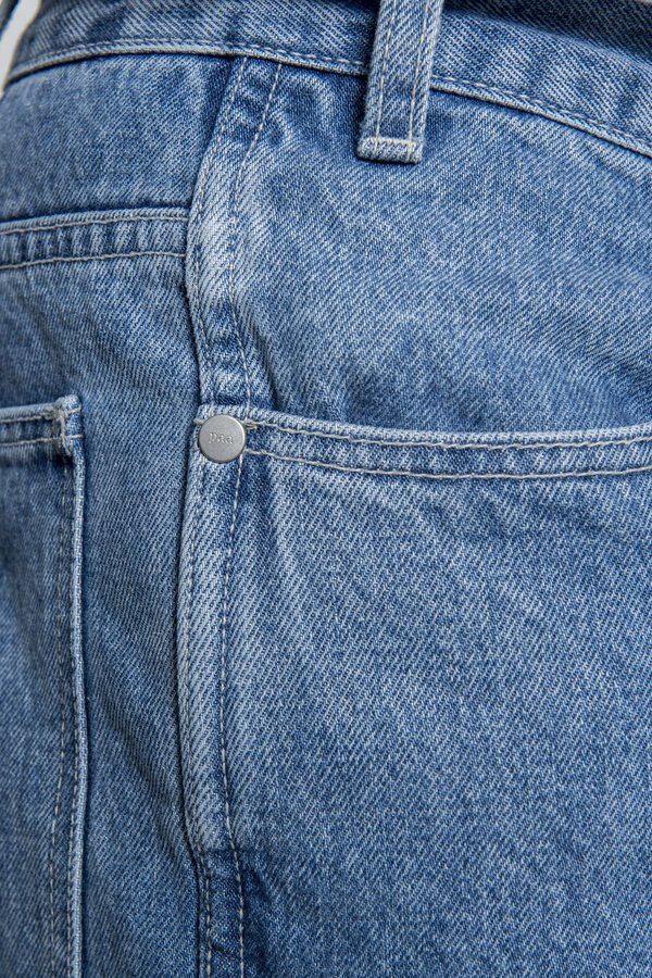 Paa Four Pocket Denim Jean - Light Wash