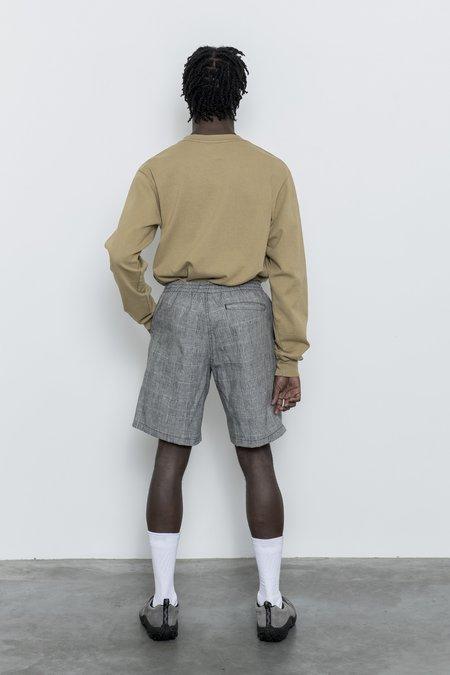 Paa Shorts - Glen Plaid